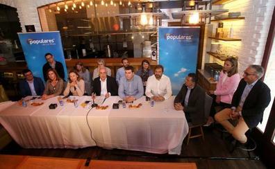 Ceniceros: «Los riojanos deben elegir entre resultados y certezas o eslóganes e incertidumbres»