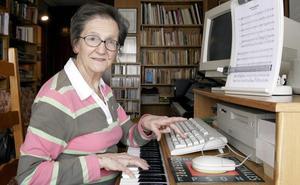 La familia de María Dolores Malumbres dona su legado musical al Gobierno de La Rioja