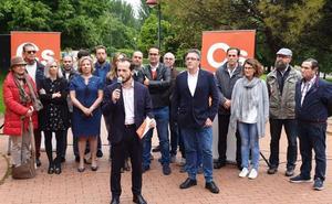 Ciudadanos llama a llenar las urnas de votos naranjas