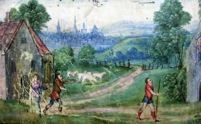 La 'gran peste' que diezmó Logroño en 1599