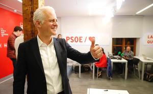 Hermoso devuelve el mando a los socialistas en Logroño pero el PR+ tendrá la llave