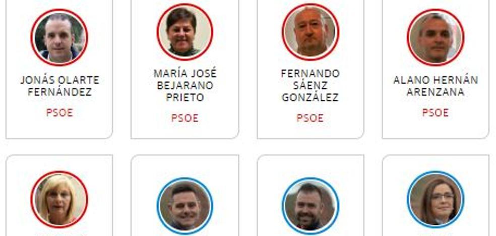 El PSOE precisará pactos para gobernar en Nájera