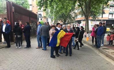 Rumanía sale a votar en Logroño
