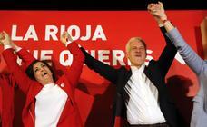 El PSOE celebra su victoria