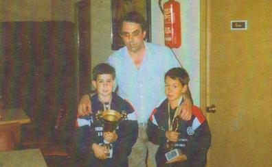 La Retina: ganadores del torneo del Logroñés en 1992