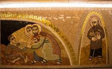 La cuestación para pagar la obra de la cripta llega a 49.000 euros, la mitad de su coste