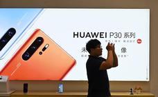 Huawei reconoce una caída inicial del 30% en sus ventas