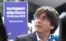 La Eurocámara impide a Puigdemont y Comín entrar a su sede para tramitar la acreditación de eurodiputado