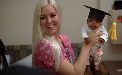 El bebé más pequeño del mundo consigue sobrevivir