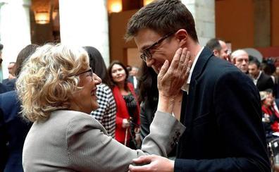 Errejón ofrece un pacto a Cs para que Madrid no dependa de Vox