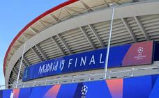 Madrid se viste de Champions