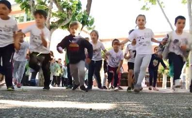 Una milla solidaria para los niños con cáncer