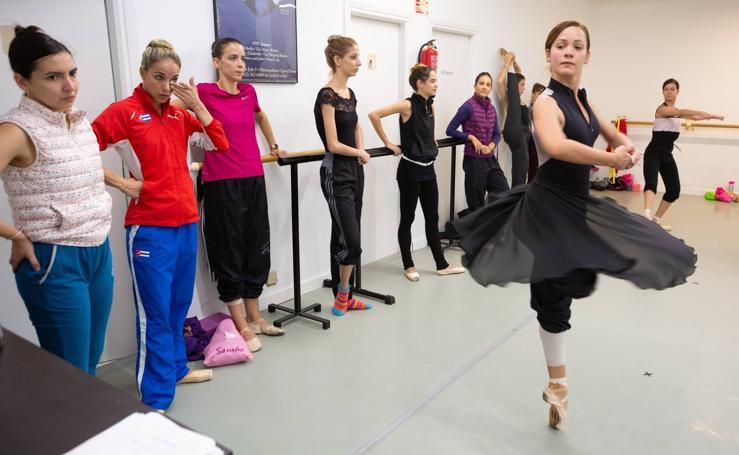 El Ballet Nacional de Cuba regresa hoy al Teatro Bretón