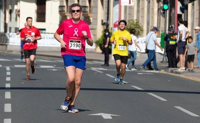 Las fotos de la Media Maratón: la 11K