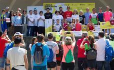 Las fotos de la Media Maratón: meta y premios