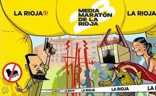 La semana vista por Romero: la Media Maratón