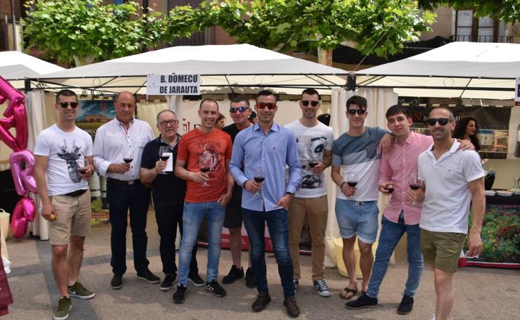 Aldeanueva de Ebro celebra Entreviñas