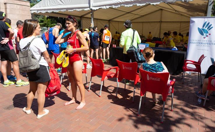 Las fotos de la Media Maratón: el ambiente