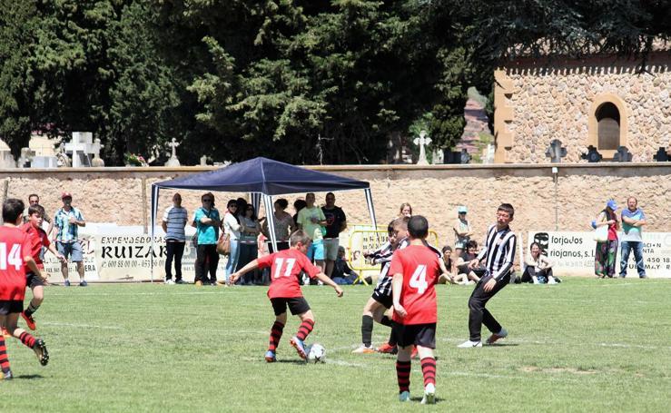 Torneo de fútbol infantil de Nájera