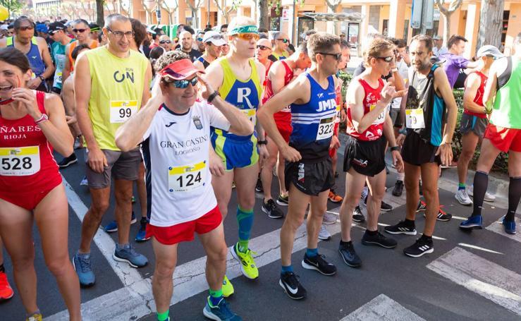 Las fotos de la Media Maratón: salida