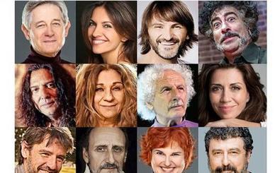 Caras famosas para las comedias de otoño en el Bretón