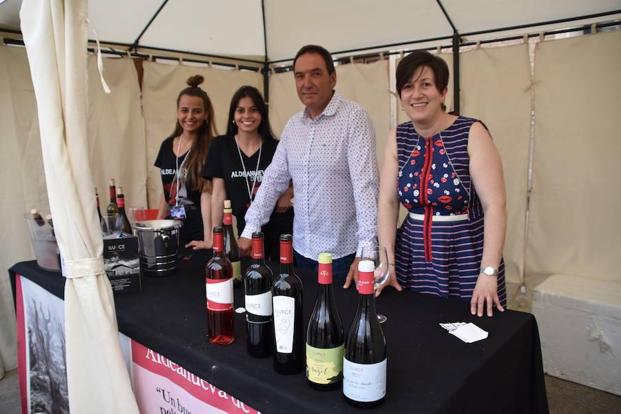 12ª edición de la Feria del Vino Entreviñas
