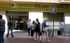 El paro baja en 985 personas en mayo en La Rioja