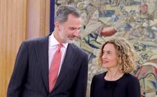 Felipe VI inicia este miércoles los contactos para proponer la investidura de Sánchez