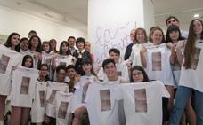 Exposición 'La solidaridad tiene un premio' en San Antón