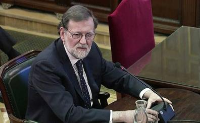 Rajoy, el más visto en TV3 durante el juicio del 'procés'