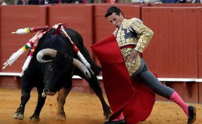 Diego Urdiales regresa a Pamplona en uno de los carteles estelares de San Fermín