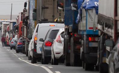 Este viernes empieza una operación especial de tráfico por el puente de San Bernabé