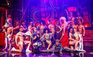 Siete funciones de The Hole Zero en el teatro Bretón