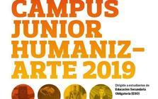 El campamento «Humaniz-arte» ofrece 250 plazas a estudiantes de Secundaria