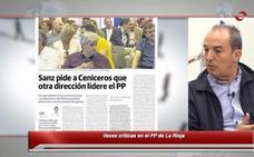 Voces críticas en el PP de La Rioja