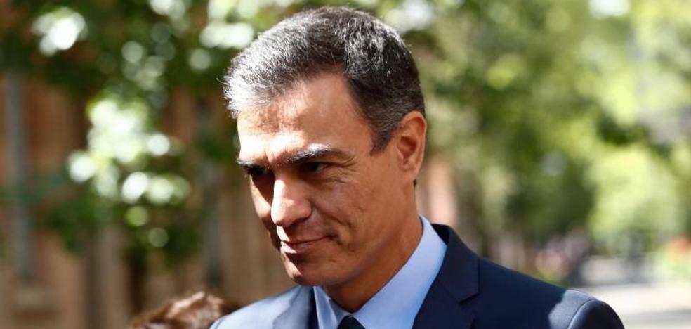 Pedro Sánchez cobró 16.600 euros por los derechos de autor de su libro