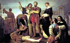 Logroño protagonizó la primera revuelta comunera