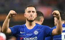 La llegada de Hazard obliga a la salida inminente de jugadores