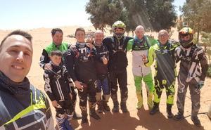 Recuerdos del Dakar en quad