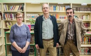 Iñarrea habló en el IES Valle del Oja de Santo Domingo en la literatura francesa