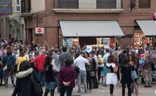 Ambiente en las calles de Logroño por San Bernabé: el sábado