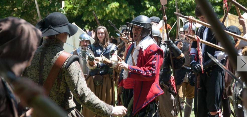 El asedio de Logroño, tercer acto