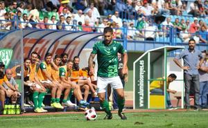 Cristian Márquez refuerza al Calahorra