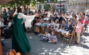 Así se disfruta del domingo festivo en Logroño