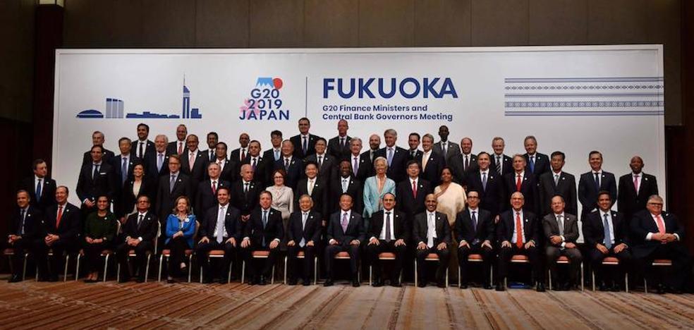 El G20 prevé una leve recuperación del crecimiento mundial