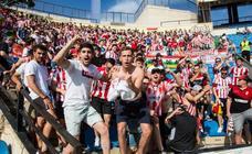 Las imágenes de la derrota de la UD Logroñés en Alicante