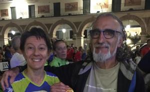 Cosecha de medallas para los riojanos en el Nacional de 10K en ruta de Tudela