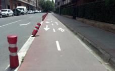 La Guindilla: pivote doblado en la calle Lardero