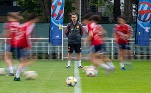 Jorge Vilda: «Alemania es favorito para el partido y para el Mundial»
