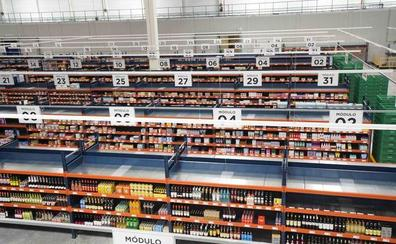 Mercadona abre en Barcelona una nueva 'colmena' para la venta online
